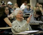 An 87-Year-Old College Student Named Rose